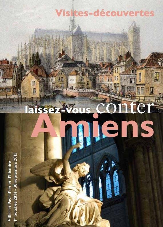 Laissez vous conter Amiens
